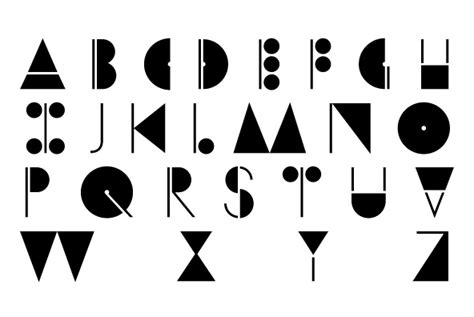 Font With Dots Between Letters