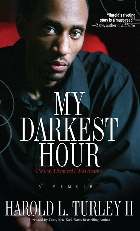 darkest hour canada harold l turley ii official publisher page simon
