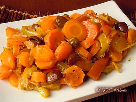 cucinare carote in padella peperoni e carote in padella ptt ricette