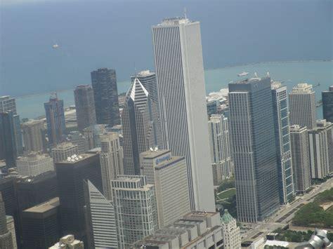 aon center chicago usa photo gallery world building