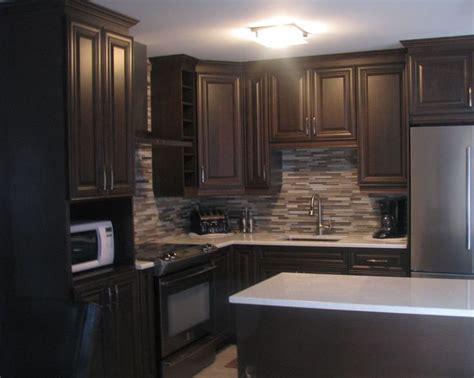 armoire cuisine rona les 25 meilleures id 233 es concernant armoires de cuisine