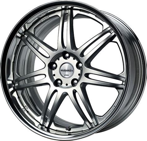 Advan T1s work wheels varianza t1s universal speed element