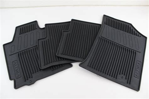 Nissan Altima Floor Mats 2013 by Genuine Nissan All Season Floor Mats 2010 2013 Altima Coupe Nissan Race Shop