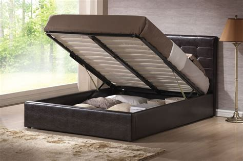 Bed Frames With Storage Space Beds With Storage