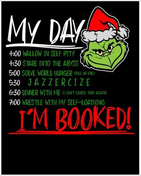 christmas grinch   list poster christmas quotes funny christmas  quotes grinch quotes