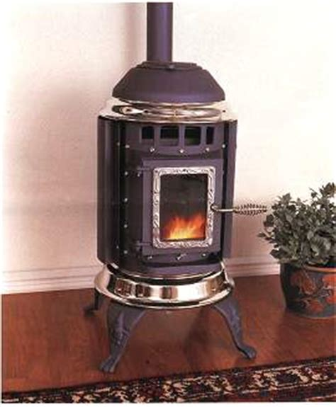 pellet stoves small stove big heat  house web