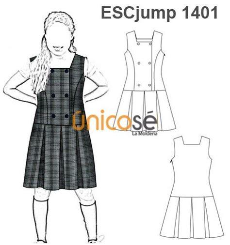 imagenes de jumpers escolares jumper tablas ni 209 a moldes vestidos pinterest tabla
