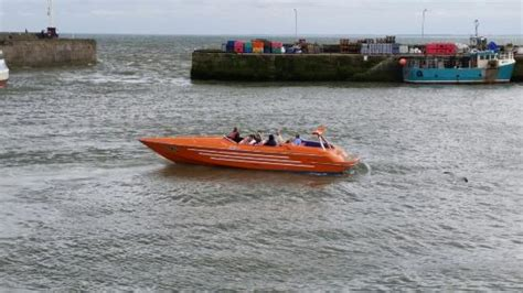 speed boat ride bridlington speed boat rides picture of bridlington