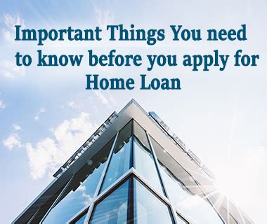necessary things for house home loans incred finance