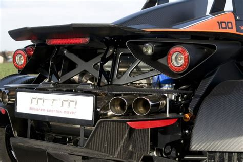 Ktm Crossbow Usa 2015 Ktm X Bow Rr Is 400hp Of Race Ready Speed With
