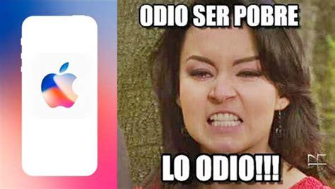 Memes De Iphone - iphone x los divertidos memes por el 250 ltimo lanzamiento