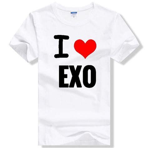 Exo Kpop Tshirt exo t shirt kpopmerchandiseworld
