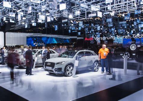 Audi Iaa 2017 by Iaa 2017 Unter Druck Auslaufmodell Messe