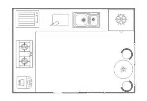 kitchen layout template 28 kitchen design plans template ezblueprint