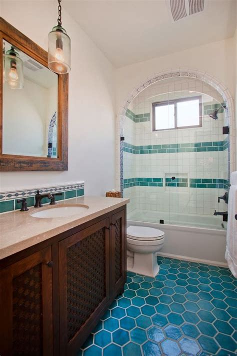 mexican tile bathroom designs mesmerizing mexican tile bathroom ideas diy ideas