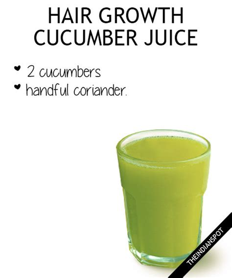 can home recipes make your hair grow longer and faster 4 juice recipes for faster hair growth