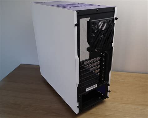 nzxt s340 case fans nzxt s340 white purple case review play3r