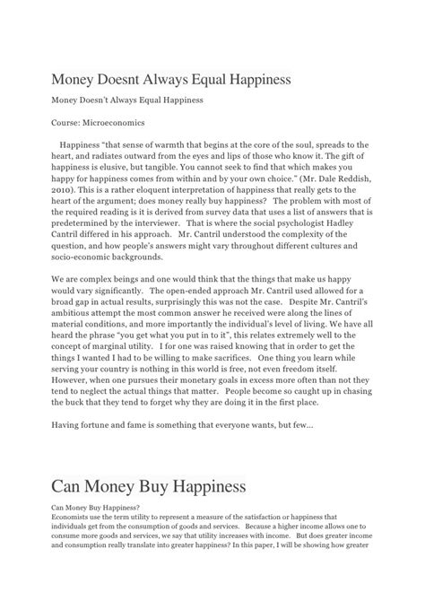 Money Or Evil Essay by Essay About Money Is Not Everything In Writefiction581 Web Fc2