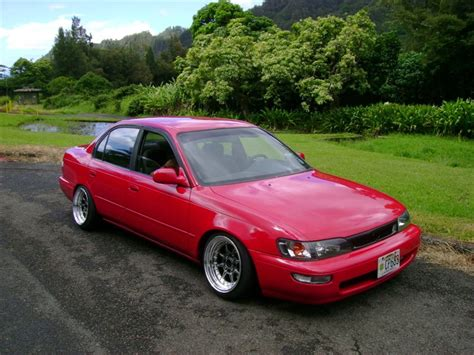 Toyota Corolla 95 Modified Car Builder Forums Car Requests