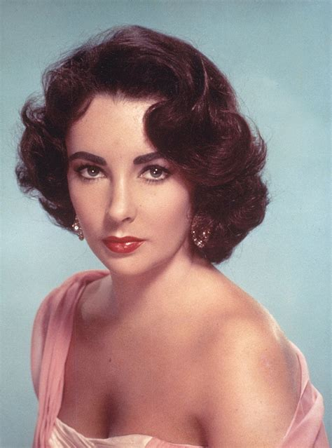 Liz Taylor | a slice of cheesecake liz taylor in color