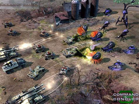 free download trainer for command and conquer red alert 3 command and conquer 3 tiberium wars free download