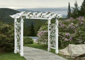 wedding arbor used decorative wedding