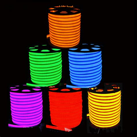 led flex lights aliexpress buy high quality led flex neon rope light