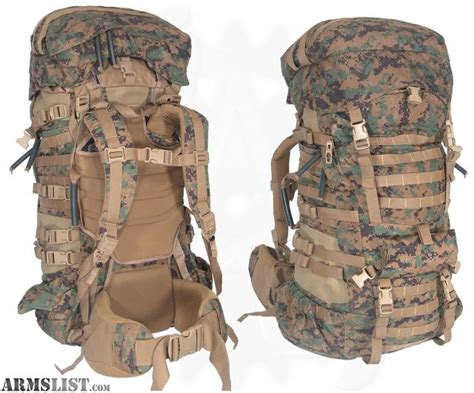 usmc pack for sale armslist for sale ilbe usmc pack backpack