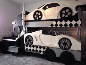 Race Car Bunk Beds by 25 Best Ideas About Car Bed On Car Bed