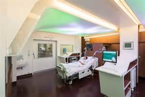 Smart Vision Lights Patient Rooms As A Space For Recovery A Review On