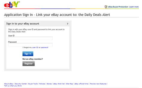 ebay sign in 8 sign up form exles for easy breezy conversions