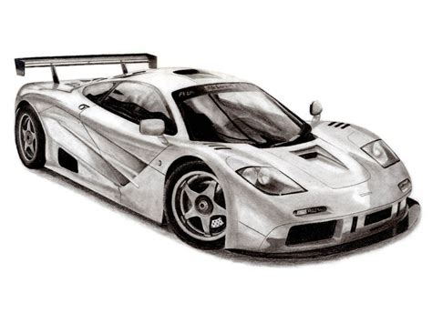 Mclaren F1 Drawing Imgkid Com The Image Kid Has It