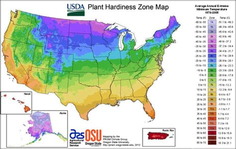 Us Zones For Gardening - plant hardiness zone map garden seed packet controversy