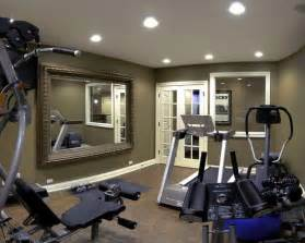 home exercise room decorating ideas home gym basement gym design like the french doors and