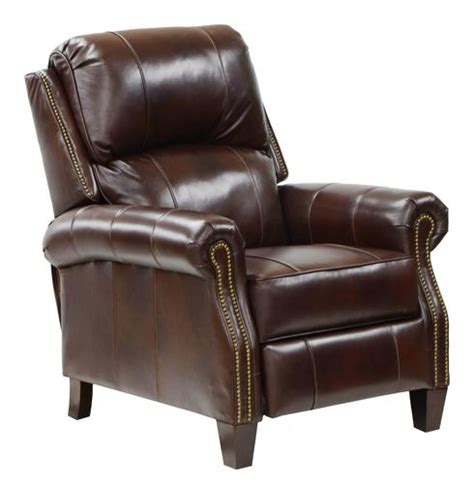 reclining c chair cambridge reclining chair in coffee leather by catnapper 5552 c