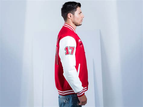 mens designer varsity jacket custom varsity jacket leather sleeves