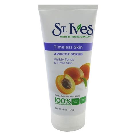 St Ives Apricot Scrub st ives timeless skin apricot scrub product on