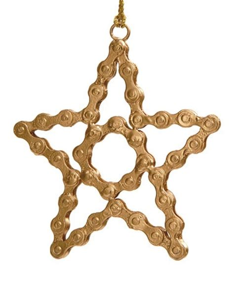 christmas decorations out of bike chains 1000 images about bike ornaments on bike chain tree ornaments and