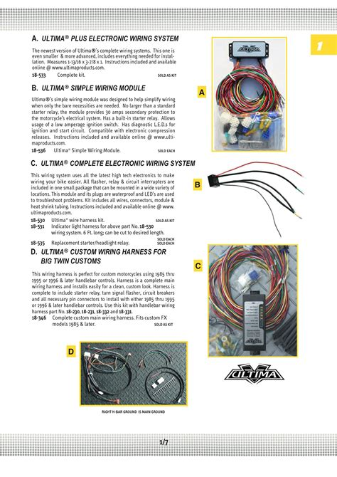 ultima motorcycle wiring diagram ultima motorcycle wheels