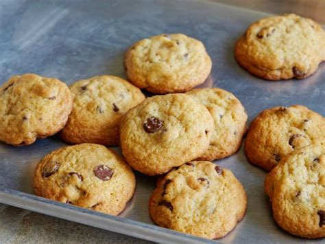 azie kitchen chocolate chips cookies crispy cakey chocolate chip cookies recipe food network