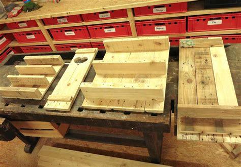 Werkstatt Regal Selber Bauen by Palettenm 246 Bel Aus Dem Diy Kellerherz