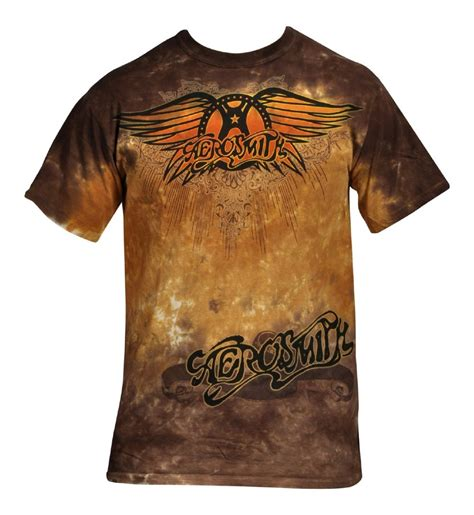 Aerosmith Logo 1 T Shirt aerosmith logo t shirt unisex joe bonamassa
