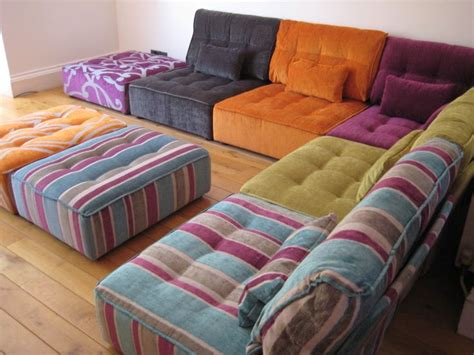 modular floor cushions sofas 17 best images about modular setting sofas on pinterest