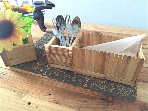 cara membuat kerajinan tangan lion dari stik 10 ide model dan cara membuat kotak tisu tempat tisu dari
