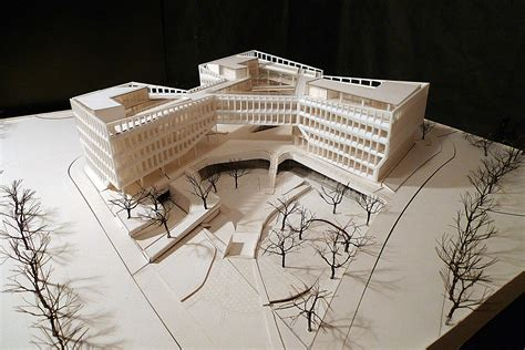 architecture model galleries famous architecture buildings gallery of shanghai hongqiao cbd office headquarters