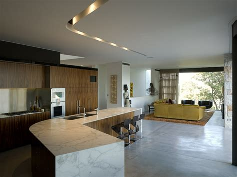 Modern Kitchen Designs 2012 by Comfortable Minimalist House Interior Design