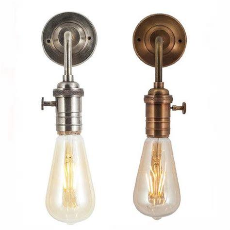 vintage style bathroom light fixtures vintage edison bulb holder barn light wall sconce
