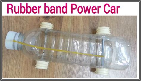 how do you make rubber sts how to make a plastic bottle car by a rubber band