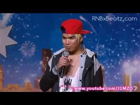 genesis got talent genesis beatboxer australia s got talent 2012