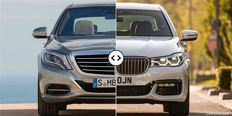 mercedes s class vs bmw 7 series mercedes s class vs bmw 7 series